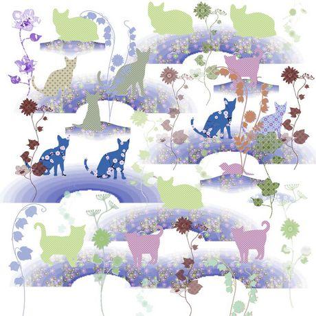 ネコと花.jpg
